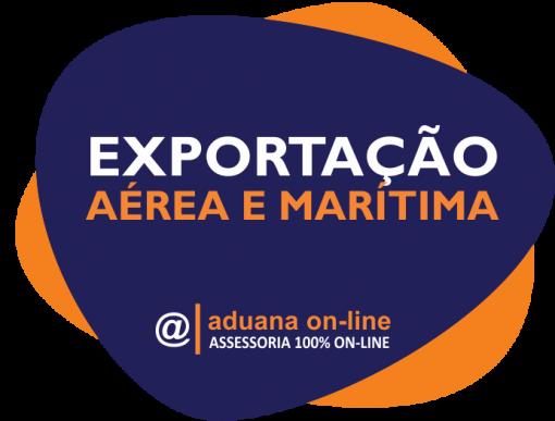 Aduana Online - EXPORTAÇÃO