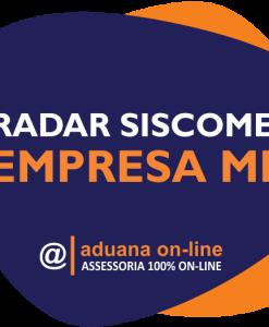 Aduana Online - Habilitação RADAR MEI